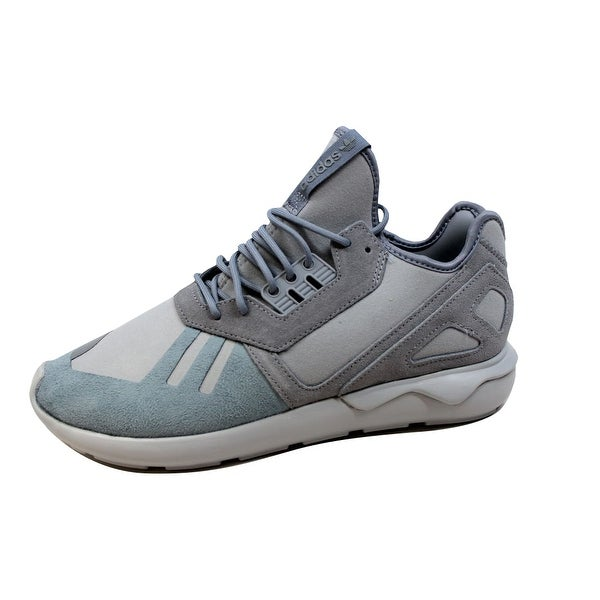 Adidas Men's Tubular Runner Grey/Grey F37695