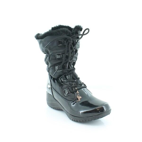 Khombu Audrey Women's Boots Black - 7