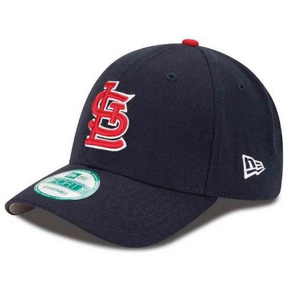 2992d5d0c7459 Shop New Era St. Louis Cardinals Baseball Cap Hat MLB League 9Forty 940 ALT  11001316 - Free Shipping On Orders Over  45 - Overstock - 17743819