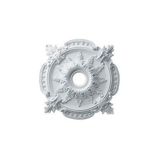 "Ekena Millwork CM28BE 28.375"" Wide Benson Classic Ceiling Medallion"