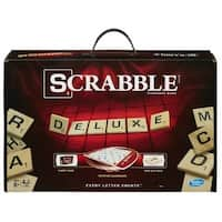 Scrabble Deluxe Edition A8769
