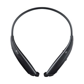 LG Tone Ultra HBS-835S Bluetooth Wireless Stereo Headset with External Speaker Function - Black