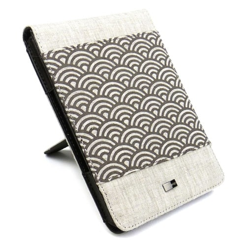 JAVOedge Umi Flip Case for Amazon Kindle (2012) - beige