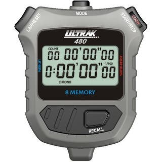 Ultrak 480 - 8 Lap Dual Split Memory Stopwatch Timer|https://ak1.ostkcdn.com/images/products/is/images/direct/8700f0e04ef7c06609ef491bd54e6b0012709333/Ultrak-480---8-Lap-Dual-Split-Memory-Stopwatch-Timer.jpg?impolicy=medium