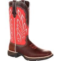 Lady Rebel by Durango Women's Strawberry Sunrise Western Boot