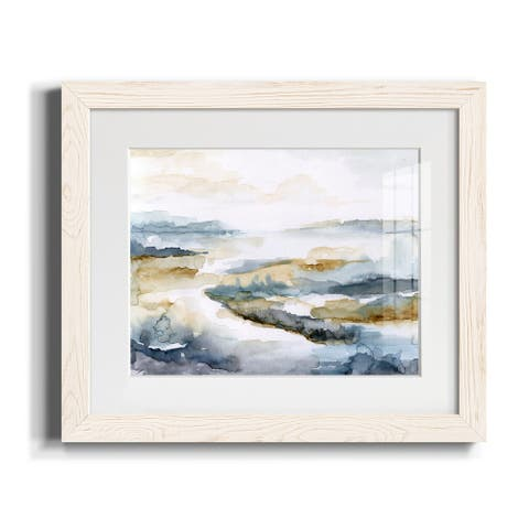 Estuary I-Premium Framed Print - Ready to Hang