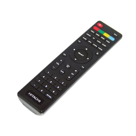 OEM Hitachi Remote Control Shipped With 49c61 40C301 48C6 49C60 50C60 55C60
