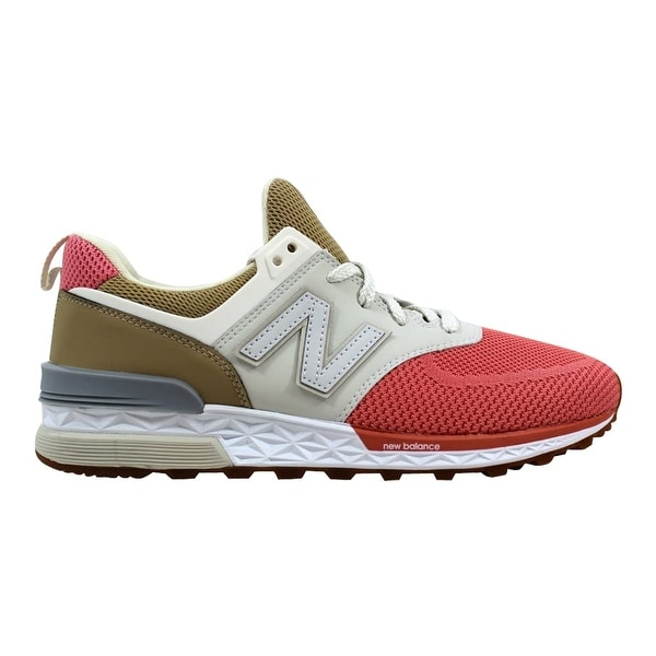 0ccf9d734 Shop New Balance 574 Sport Hemp Dusted Peach MS574EKF Men s - On ...