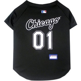 Chicago White Sox Dog Jersey - Extra Small