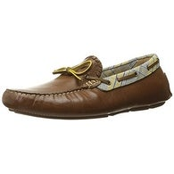 Jack Rogers Men's Paxton Boat Shoe, Tan, 10 M US