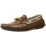 Jack Rogers Men's Paxton Boat Shoe, Tan, 8.5 M US