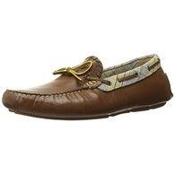 Jack Rogers Men's Paxton Boat Shoe, Tan, 9.5 M US