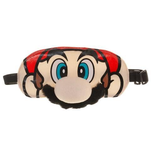 Super Mario Brothers Mario Eye Mask