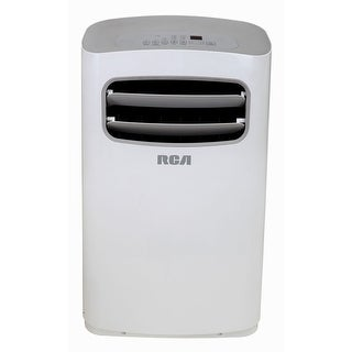 RCA RACP1404 3-in-1 Portable 14,000 BTU Air Conditioner with Remote Control - White