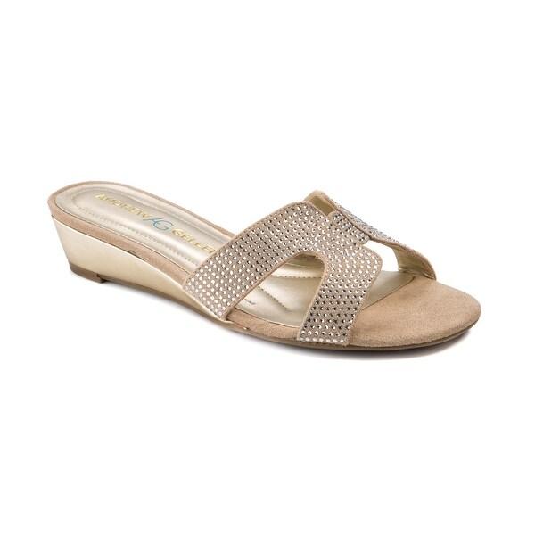 Andrew Geller Icelyn Women's Sandals & Flip Flops Nude