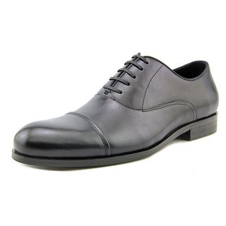 Kenneth Cole NY Country Club Men Round Toe Leather Oxford