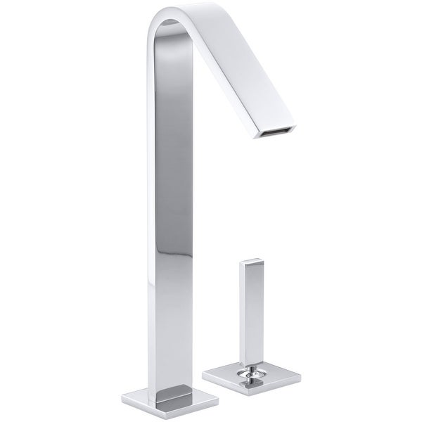 Kohler K-14660-4 Loure Widespread Bathroom Faucet