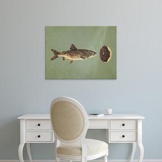 Easy Art Prints Terry Fan's 'Irresistable Bait' Premium Canvas Art