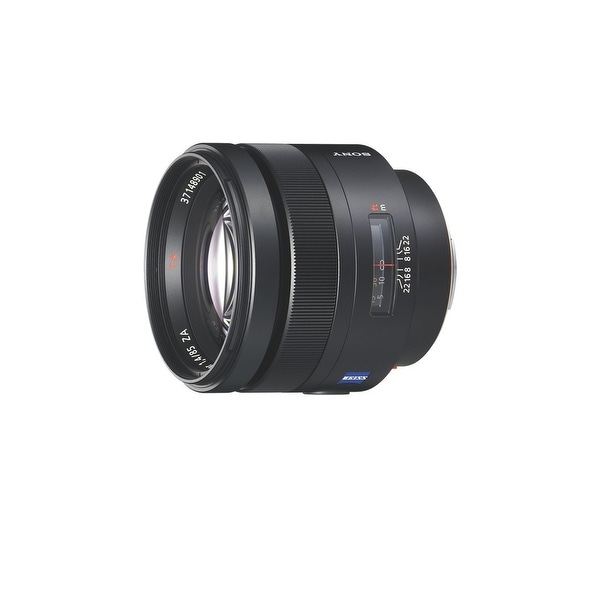 Sony SAL-85F14Z 85mm f1.4 Carl Zeiss Planar T Coated Telephoto L (International Model)