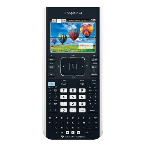 Texas Instruments TI-Nspire CX Handheld Graphing Calculator Graphing Calculator