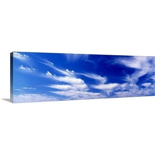"""""""Clouds"""" Canvas Wall Art"""