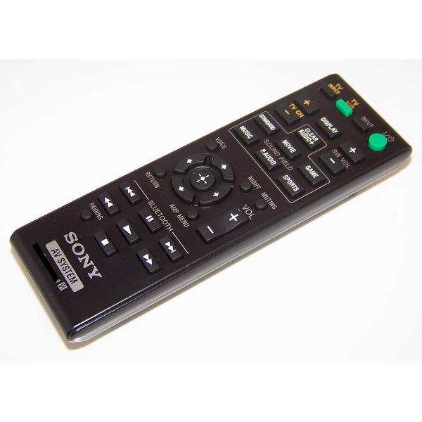 OEM Sony Remote Control Originally Shipped With: SA-CT770, SACT770, SA-CT370, SACT370