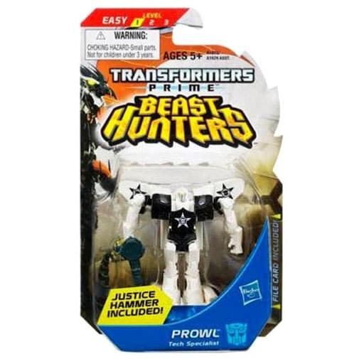 Transformers Prime Legion Class Figure: Prowl
