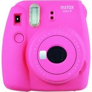 Fuji Film Usa - 16550631 - Mini 9 Camera Flamingo Pink