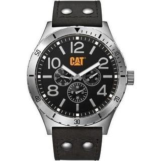 CAT Camden Multifunction mens Analg Watch Black