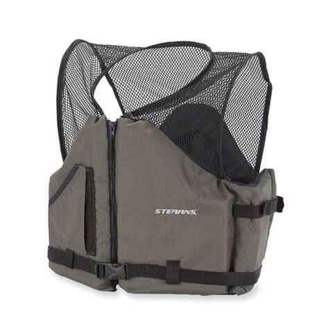 Stearns 2220TAU02 Small Comfort Series Life Vest, Small / Taupe