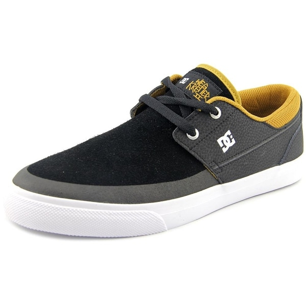 DC Shoes Wes Kremer 2 S   Round Toe Leather  Skate Shoe