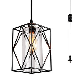 Gl Plug In Cord On Or Off Dimmer Switch Swag Pendant Light Ping The Best Deals Lights