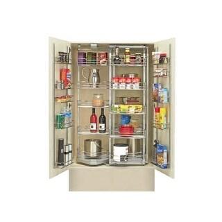 "Rev-A-Shelf 5722-36 5722 Series 30.75"" Wide Blind Corner Pull Out Base Organizer for 36"" Base Cabinet"