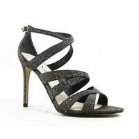 Nina Womens Gold Sandals Size 7.5