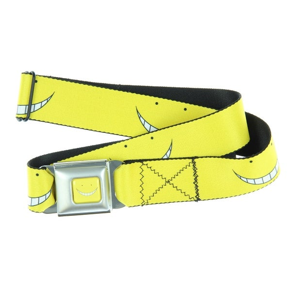 Assassination Classroom Seatbelt Belt-Holds Pants Up