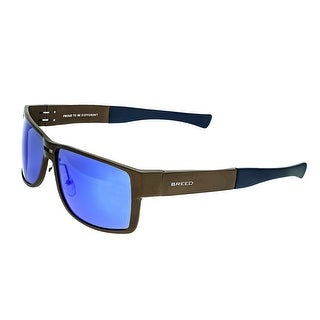 Breed Stratus Men's Aluminium Sunglasses - 100% UVA/UVB Prorection - Polarized/Mirrored Lens - Multi