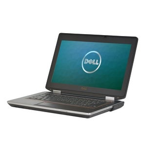 Dell Latitude E6430 ATG Intel Core i7-3520M 2.9GHz 3rd Gen CPU 6GB RAM 256GB SSD Windows 10 Pro 14-inch Laptop (Refurbished)