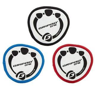 Gripad One Weight Lifting Grip Pads - red/white