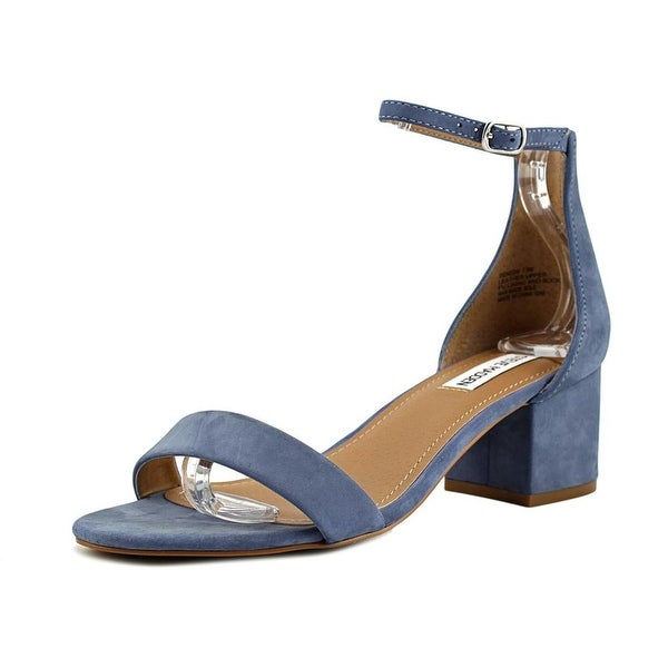 80b46c82144 Shop Steve Madden Irenee W Open Toe Suede Sandals - Free Shipping ...