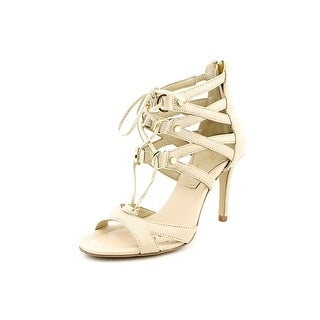 Marc Fisher Poloma2 Open Toe Leather Sandals