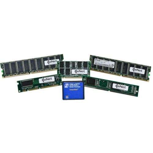 """ENET MEM-3900-2GB-ENA ENET 2GB DDR2 SDRAM Memory Module - 2 GB (1 x 2 GB) - DDR2 SDRAM - ECC - Registered - 240-pin - DIMM"""
