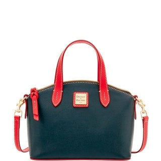 Dooney & Bourke Saffiano Ruby Bag (Introduced by Dooney & Bourke at $158 in Sep 2016) - Black