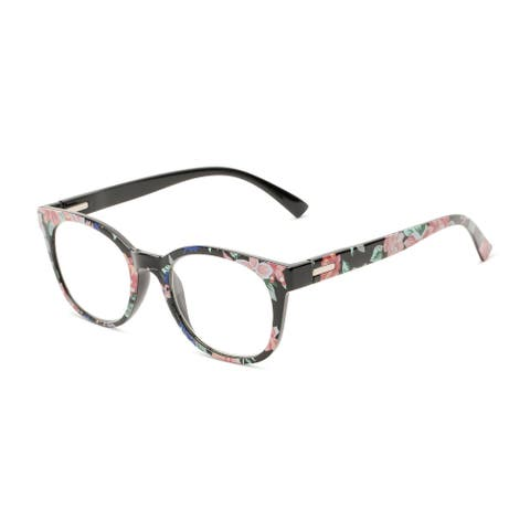 Readers.com The True Retro Square Reading Glasses