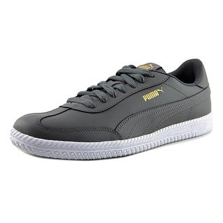Puma Astro Cup L Men Round Toe Synthetic Gray Sneakers