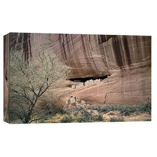 """PTM Images 9-101955  PTM Canvas Collection 8"""" x 10"""" - """"White House"""" Giclee Canyons Art Print on Canvas"""