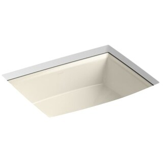 "Kohler K-2355 Archer 19-5/8"" Undermount Bathroom Sink with Overflow"