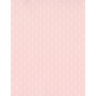 "Bazzill Dotted Swiss Cardstock 8.5""X11""-Soft Shell"