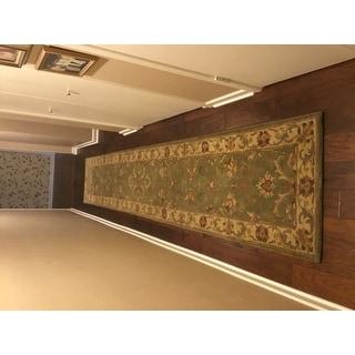 Safavieh Handmade Heritage Alexia Traditional Oriental Wool Rug