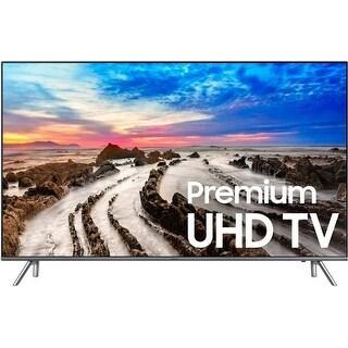 Samsung UN49MU8000FXZA 49-inch 4K UHD Smart LED TV - 3840 x 2160 (Refurbished)