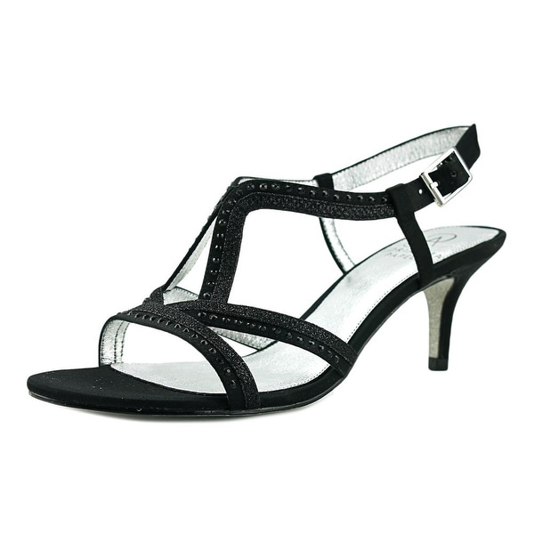 Adrianna Papell Agatha Women Open Toe Leather Sandals